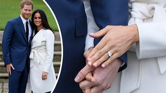 Harry a Meghan poprvé oficiálně spolu - nejen jako snoubenci, ale i jako pár