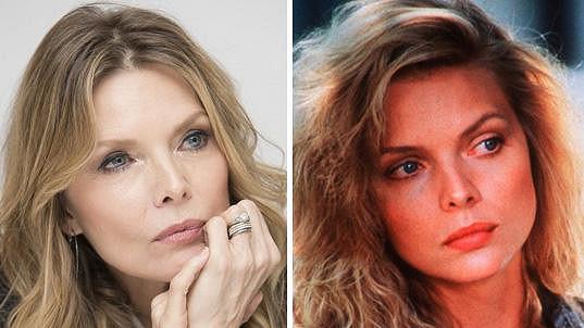 Michelle Pfeiffer po 30 letech