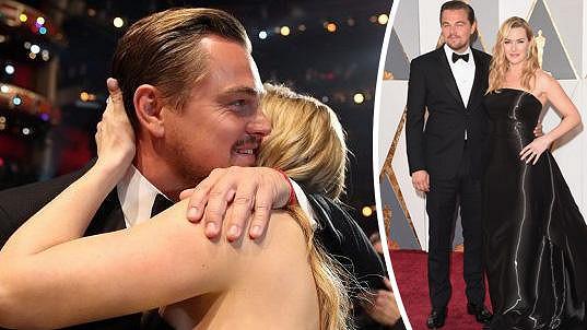 Leonardo je bez partnerky, tu mu nahradila Kate.