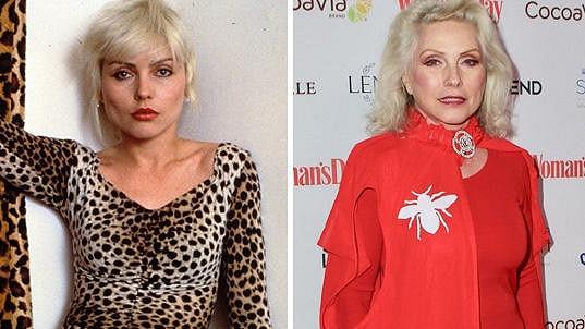 Debbie Harry po 40 letech