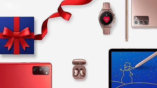 Vánoce Samsung