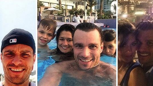 Taková normální rodinka na dovolené