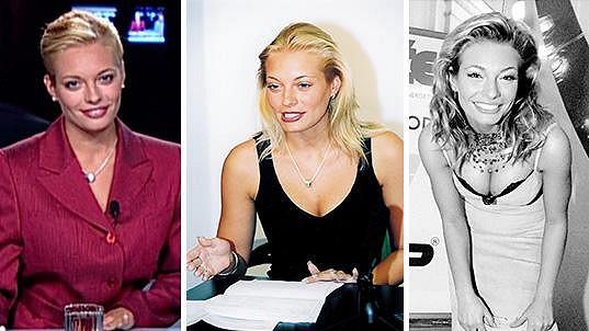 Lucie Borhyová se téměř nezměnila.