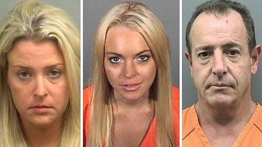 Lindsay a její hříšná rodina