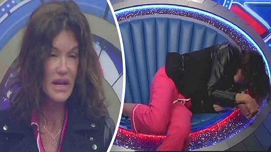 Janice Dickinson nejspíš lituje, že se Big Brothera zúčastnila.
