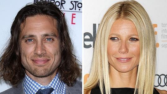 Gwyneth Paltrow a Brad Falchuk tvoří nový pár.