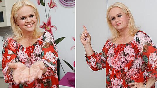 Monika Štiková se opět dere na výsluní.