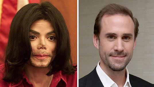 Joseph Fiennes si zahraje Michaela Jacksona.
