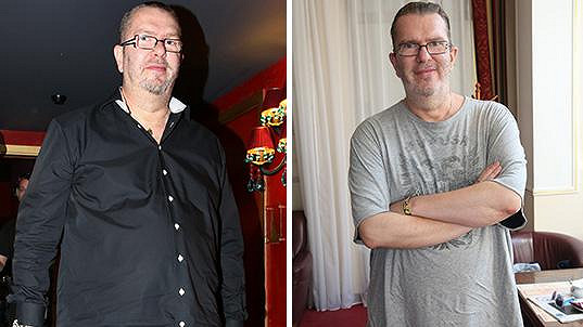 Richard Müller před lety a dnes