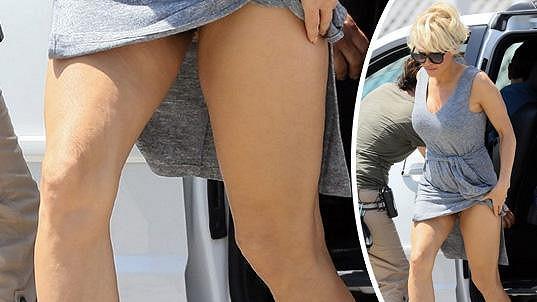 Pamela Anderson nemá co skrývat...