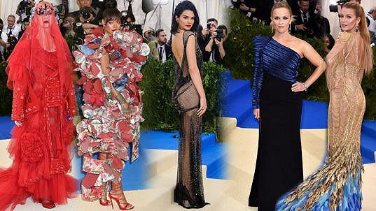 Velká módní policie z největší fashion události roku