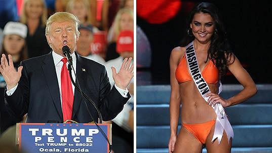 Cassandra Searles vystoupila proti Donaldu Trumpovi.
