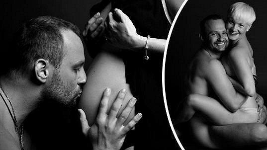 Marek Dědík a jeho přítelkyně Tereza se stanou v prosinci rodiči.