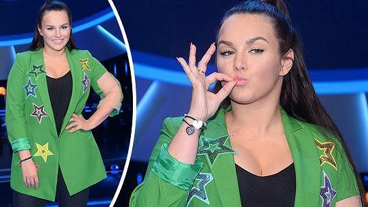 Ewa v polské hudební soutěži Idol