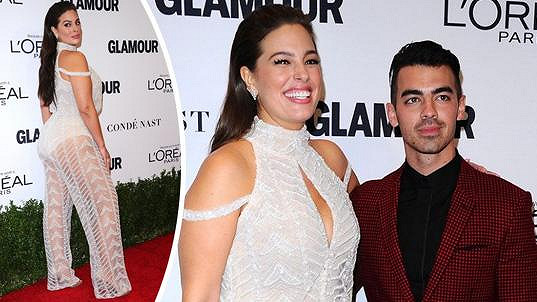 Ashley Graham a Joe Jonas