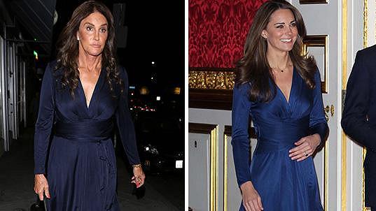 Caitlyn Jenner vs. vévodkyně Catherine