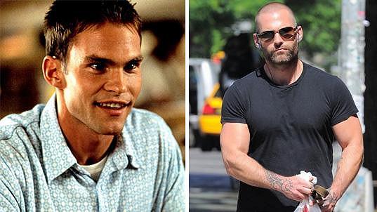 Takhle se Stifler změnil za 16 let.
