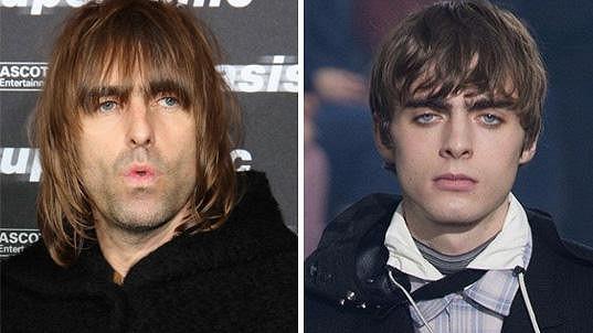 Lennon je kopie slavného otce.
