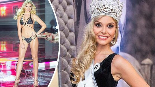 Tohle je nová Miss Universe Slovenské republiky