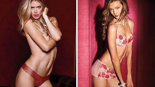 Doutzen Kroes a Karlie Kloss končí u Victorias Secret.