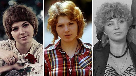 Věra Špinarová a její proměny během času. Více ve fotogalerii!
