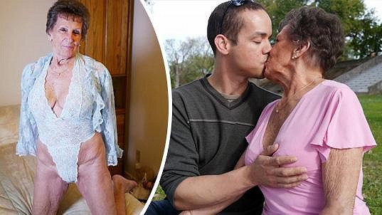 Shirley se dala na porno a našla svého prince...