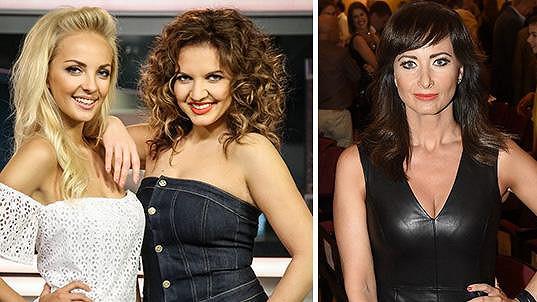 Tyhle tři moderátorky už v Top Staru neuvidíte...