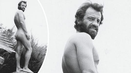 Jean-Paul Belmondo na fotce z roku 1969