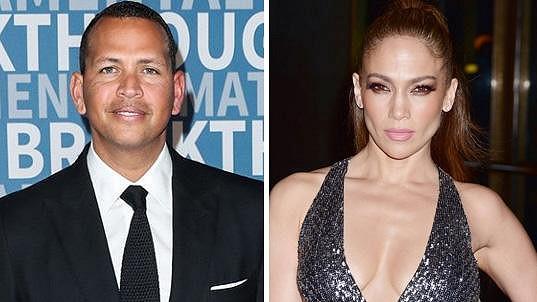 Jennifer Lopez a její nový údajný milenec