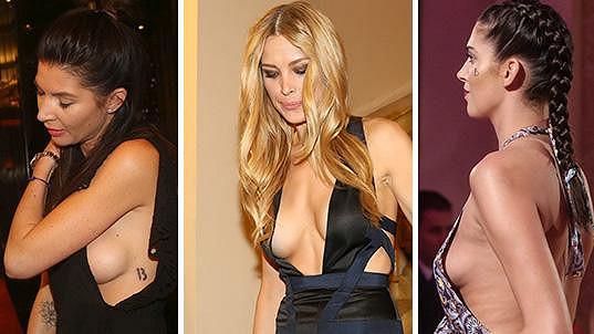 Tyhle dámy si odvážné modely mohou dovolit...