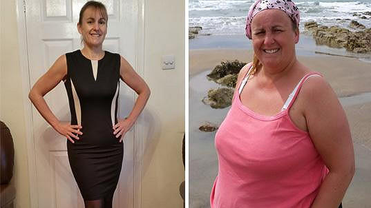 Amanda skoncovala s nadváhou.