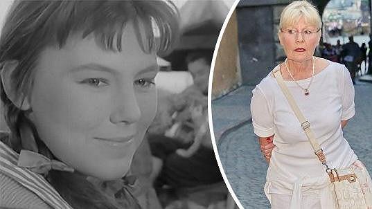 Takto se změnila herečka Karla Chadimová.