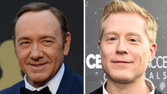 Kevin Spacey a Anthony Rapp