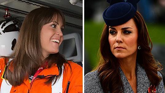 Lékařka Gemma Mullen jako by prý vévodkyni z Cambridge z oka vypadla...