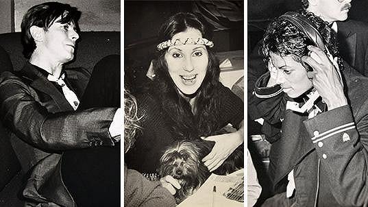 Fotografie z přelomu 70. a 80. let dosud nebyly nikde k vidění.