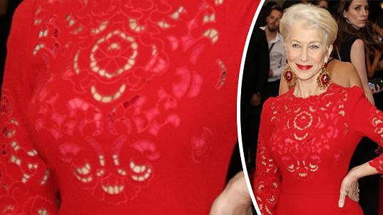 Helen Mirren odvaha neschází.