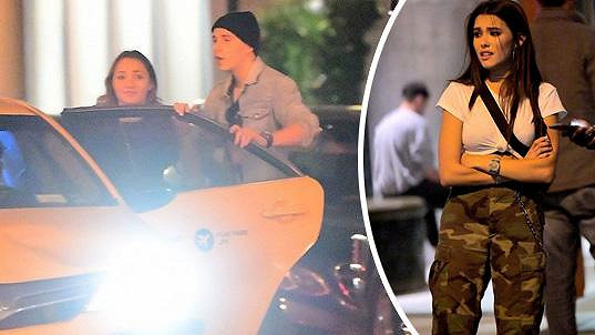 Strašlivé! Syn Beckhamových kašle na svoji holku a odjede si klidně s jinou.