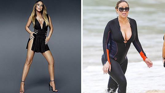Mariah Carey se opět nechala vylepšit.