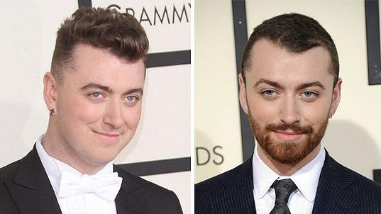 Sam Smith zhubl a zmužněl.