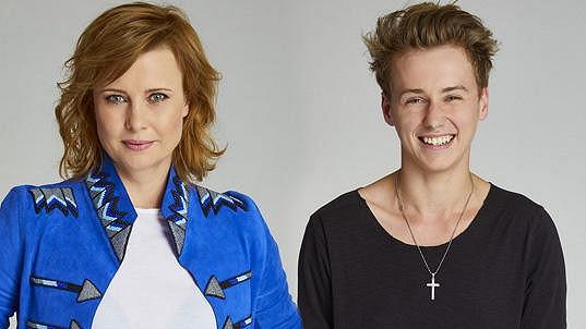 Jitka s Vojta budou hvězdami páté řady show Tvoje tvář má známý hlas.