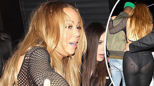 Mariah Carey měla dost...