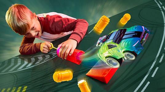 Zábava pro všechny děti i dospělé