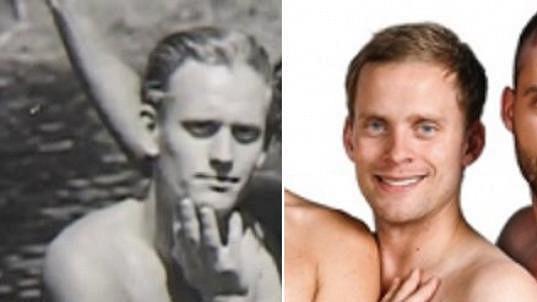 Je to jeden a ten samý Jakub? Tyhle fotky od vzniku dělí víc jak sedmdesát let.