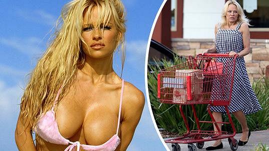 Pamela urazila pořádný kus cesty.