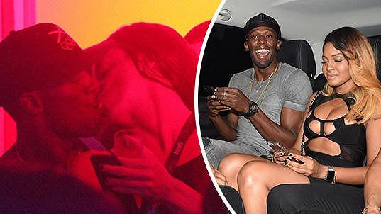 Usain Bolt a jeho úlovky posledních nocí...