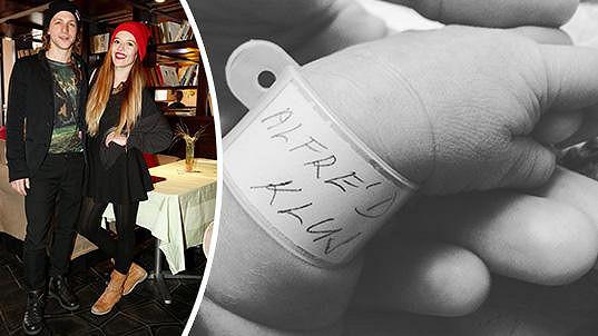 Tomáš Klus je podruhé otcem.