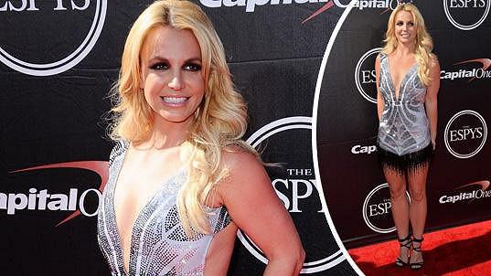 Britney na sobě zapracovala, a výsledek je znát.