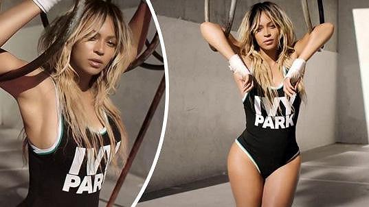Beyoncé přišla s vlastní kolekcí fitness oblečení.