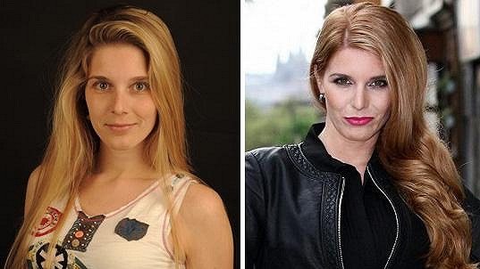 Před a po proměně