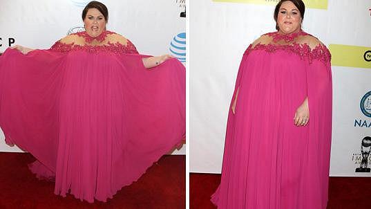 Chrissy Metz v celé své velikosti